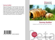 Buchcover von Sammy Guillen