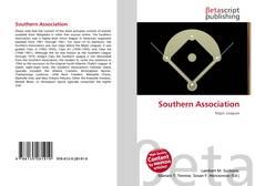 Borítókép a  Southern Association - hoz
