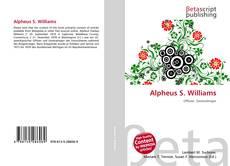 Copertina di Alpheus S. Williams