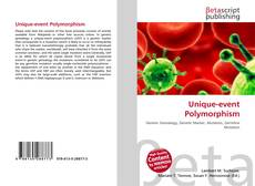 Bookcover of Unique-event Polymorphism