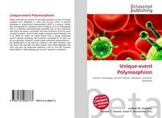 Buchcover von Unique-event Polymorphism