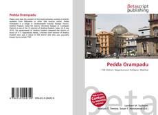 Capa do livro de Pedda Orampadu