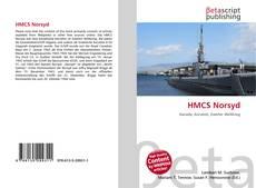 HMCS Norsyd kitap kapağı