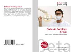 Couverture de Pediatric Oncology Group