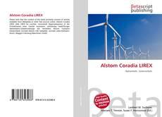 Buchcover von Alstom Coradia LIREX