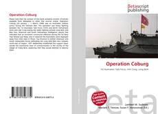 Borítókép a  Operation Coburg - hoz