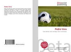 Buchcover von Pedro Vera