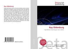 Buchcover von Ray Oldenburg