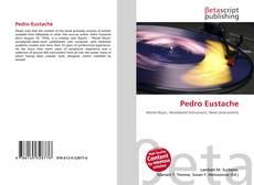 Capa do livro de Pedro Eustache