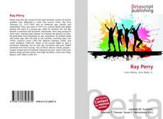 Buchcover von Ray Perry