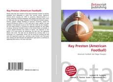 Capa do livro de Ray Preston (American Football)