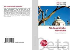 Buchcover von Alt-Apostolische Gemeinde