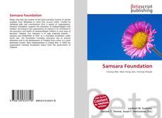 Bookcover of Samsara Foundation