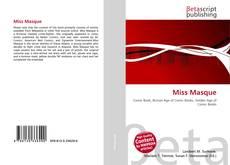 Capa do livro de Miss Masque