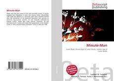 Couverture de Minute-Man