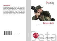 Bookcover of Samson Unit