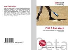 Copertina di Peek-A-Boo Veach
