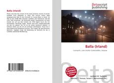 Bookcover of Balla (Irland)