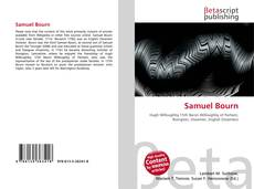 Bookcover of Samuel Bourn