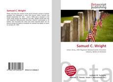 Bookcover of Samuel C. Wright