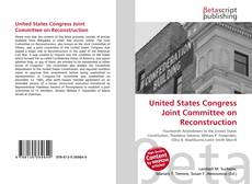 Обложка United States Congress Joint Committee on Reconstruction