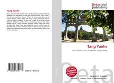 Обложка Tang Yanhe