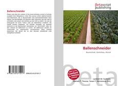 Ballenschneider kitap kapağı