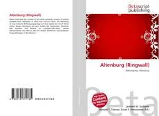 Copertina di Altenburg (Ringwall)