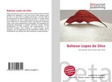 Capa do livro de Baltasar Lopes da Silva