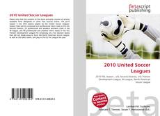 Bookcover of 2010 United Soccer Leagues