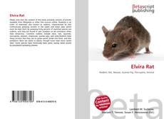 Borítókép a  Elvira Rat - hoz