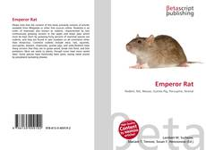 Bookcover of Emperor Rat