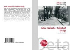 Alter Jüdischer Friedhof (Prag) kitap kapağı