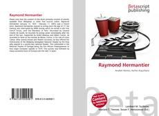 Couverture de Raymond Hermantier
