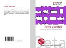Capa do livro de Tanino Liberatore
