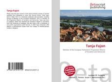 Buchcover von Tanja Fajon