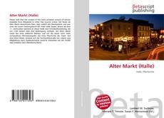 Bookcover of Alter Markt (Halle)