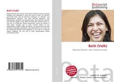 Bookcover of Balti (Volk)