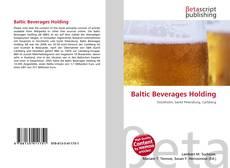 Portada del libro de Baltic Beverages Holding