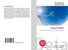 Bookcover of Tanja Frieden