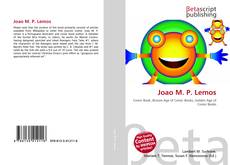 Bookcover of Joao M. P. Lemos