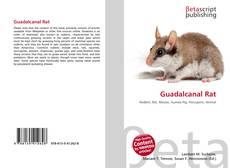 Bookcover of Guadalcanal Rat