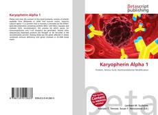 Bookcover of Karyopherin Alpha 1