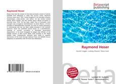 Buchcover von Raymond Hoser