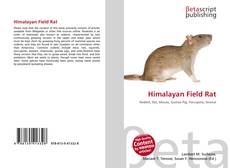 Bookcover of Himalayan Field Rat
