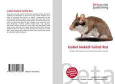 Bookcover of Isabel Naked-Tailed Rat