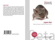 Bookcover of Japen Rat