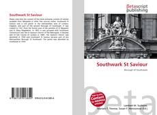 Bookcover of Southwark St Saviour