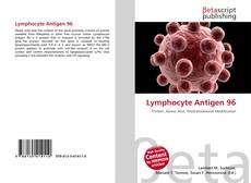 Capa do livro de Lymphocyte Antigen 96