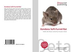 Bookcover of Kondana Soft-Furred Rat